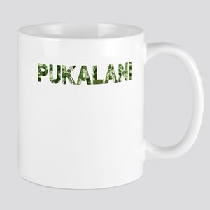 Pukalani, Vintage Camo, Mug