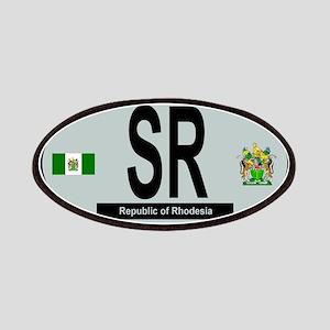 Car code - Rhodesia Patches