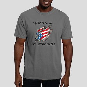True Colors of America Mens Comfort Colors Shirt