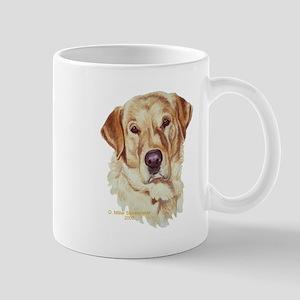 Scout, Yellow Labrador Mug