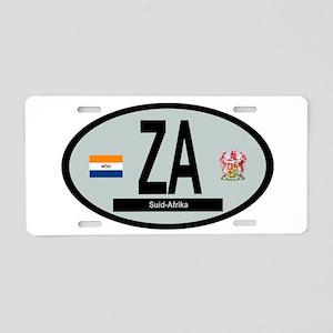 Car Code South Africa 1928-1994 Aluminum License P