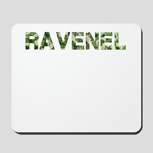 Ravenel, Vintage Camo, Mousepad
