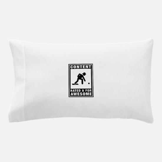 Lawn Bowl Pillow Case