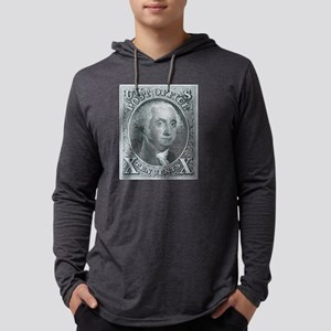 Stamp-Collecting-Classics_2 Mens Hooded Shirt