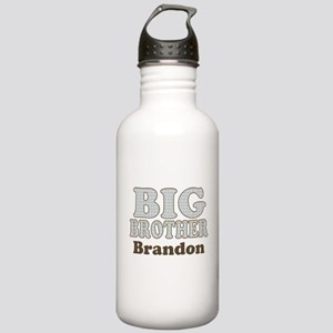Custom name Big Brother Stainless Water Bottle 1.0