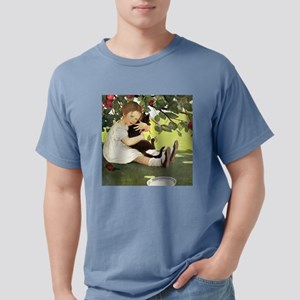 A Childs Book-I love my  Mens Comfort Colors Shirt