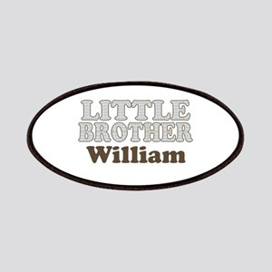 Custom name little brother Patches