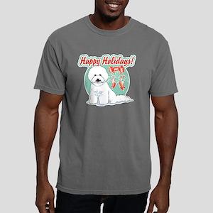 bichon frise Mens Comfort Colors Shirt