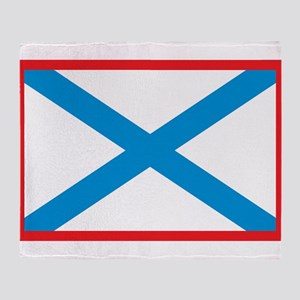 Flag - Russian Liberation Army Throw Blanket
