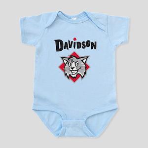Davidson Wildcats Body Suit