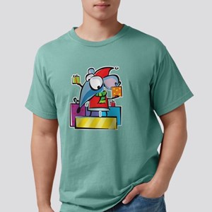 christmas gifts mouse.pn Mens Comfort Colors Shirt