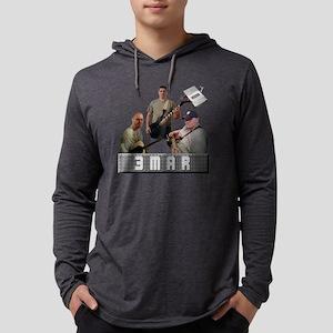 3menandarecorder Mens Hooded Shirt