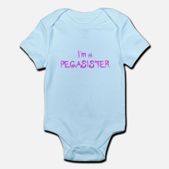 Pegasister Infant Bodysuit