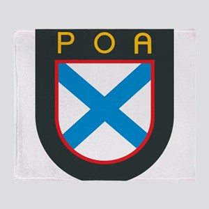 Crest - ROA Throw Blanket