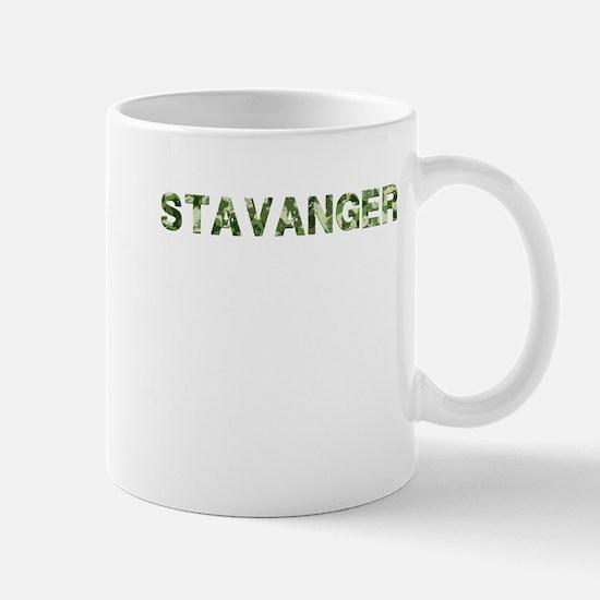 Stavanger, Vintage Camo, Mug