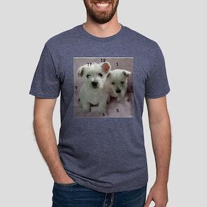 westiepups1 Mens Tri-blend T-Shirt