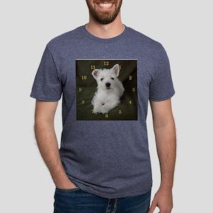 westiepup1 Mens Tri-blend T-Shirt