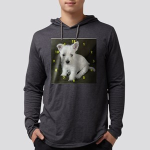 westiepup2 Mens Hooded Shirt