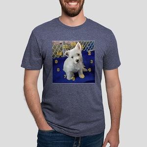 westiepup3 Mens Tri-blend T-Shirt
