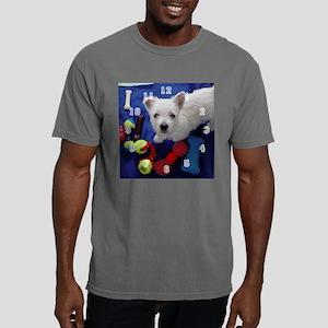 westiepup4 Mens Comfort Colors Shirt