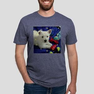 westiepup5 Mens Tri-blend T-Shirt