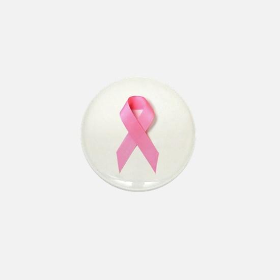 Breast Cancer Awareness Mini Button