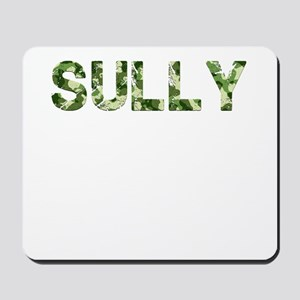 Sully, Vintage Camo, Mousepad