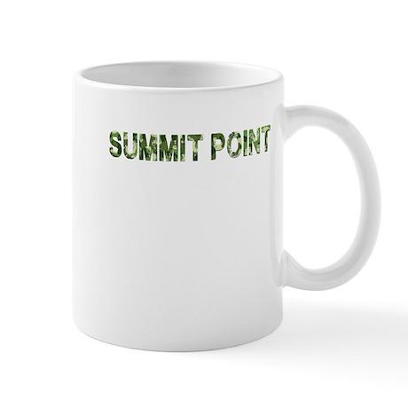 Summit Point, Vintage Camo, Mug