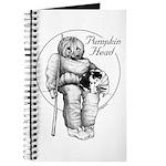 Pumpkin Head Daily Journal