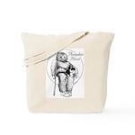 Pumpkin Head Tote Bag