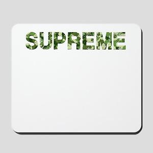 Supreme, Vintage Camo, Mousepad