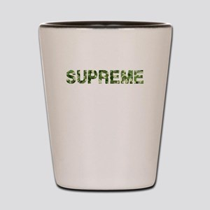 Supreme, Vintage Camo, Shot Glass
