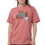 I Put the Her in Hero  Womens Comfort Colors Shirt