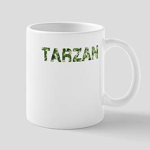 Tarzan, Vintage Camo, Mug