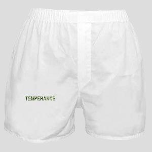Temperance, Vintage Camo, Boxer Shorts