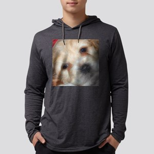 cockapoo Mens Hooded Shirt
