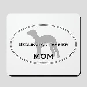 Bedlington Terrier MOM Mousepad