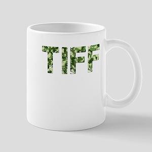 Tiff, Vintage Camo, Mug