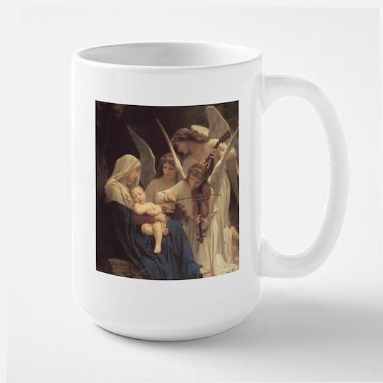 Song of the Angels Large Mug