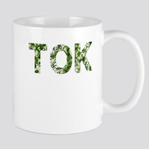 Tok, Vintage Camo, Mug