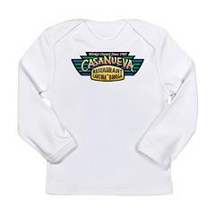 Casa Wing Logo (Color) Long Sleeve Infant T-Shirt