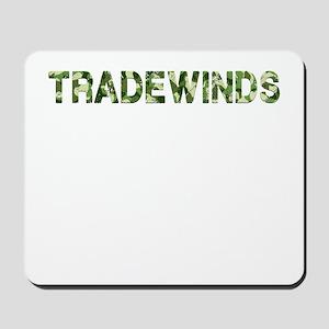Tradewinds, Vintage Camo, Mousepad