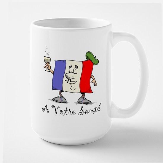 votresante Mugs