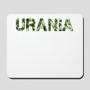 Urania, Vintage Camo, Mousepad