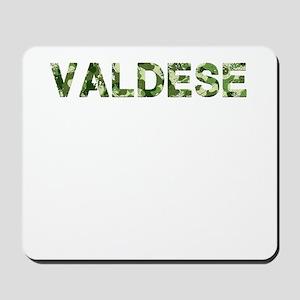 Valdese, Vintage Camo, Mousepad