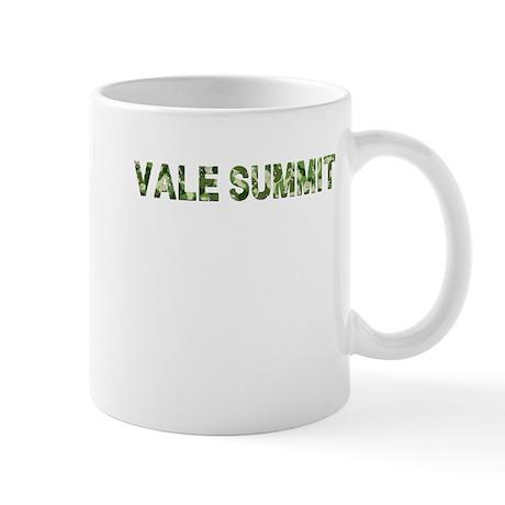 Vale Summit, Vintage Camo, Mug