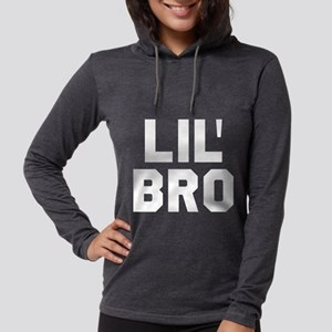 Lil Bro Personalized Womens Hooded Shirt