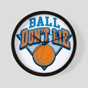 Ball Dont Lie Wall Clock