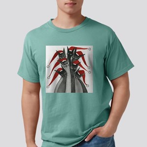 chmas peace valley Mens Comfort Colors Shirt