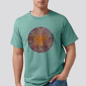 11DolphinSun Mens Comfort Colors Shirt